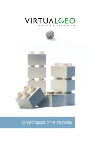 2006 Prototipazione Rapida.