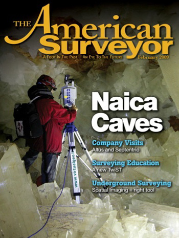 2009 The American Surveyor. | PDF