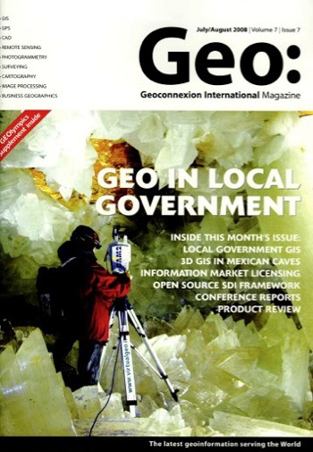 2008 Geoconnexion International Magazine Volume 7. | PDF