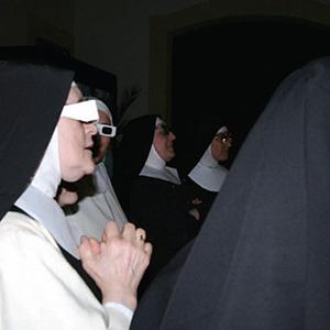 Scorci di vita monastica n°3.
