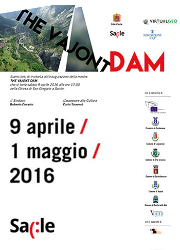 2016 - The Vajont Dam - Sacile (PN)