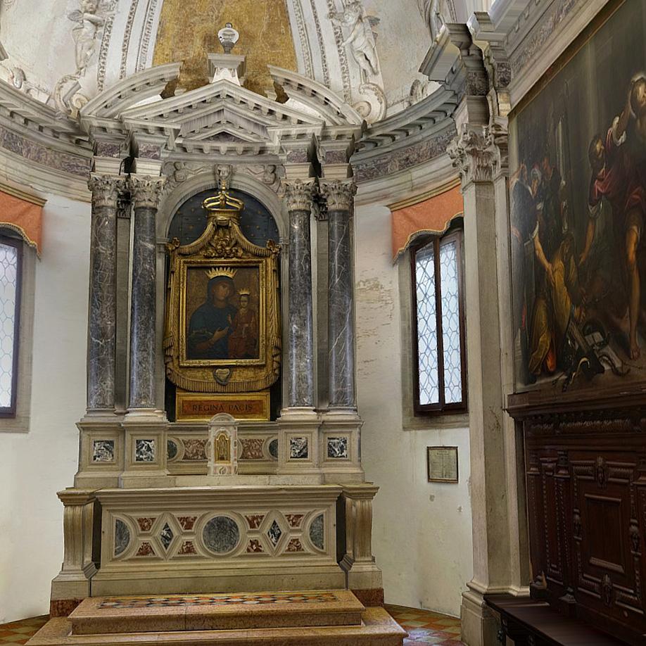 Cappella della Madonna della Pace, Venezia. | Modello 3D
