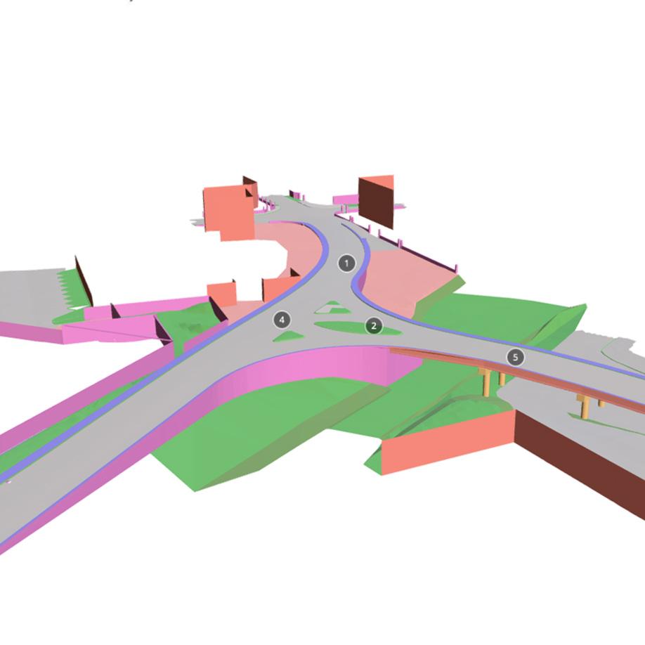 Urban Area, Maniago, Italy. | Modello 3D