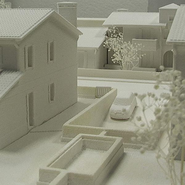 Quartiere n°2 | Modello
